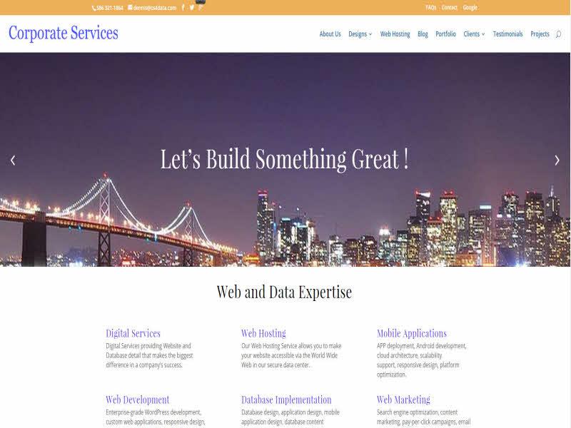Medium Website – $1,695